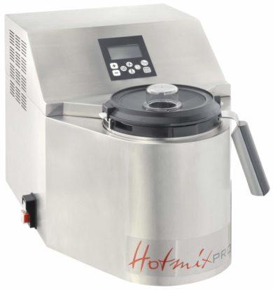 Ismaskine/afkøler: fra temperatur i beholderen ned til ÷24°C