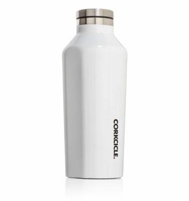 Corkcicle 0,25l Termoflaske White