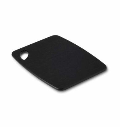 Bar board (smørebræt), 15×20 cm, sort