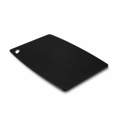 Chop board, 30×45 cm, sort
