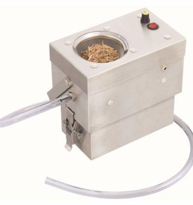 Smoker med vakuum og mulighed for vandbad (til HotmixPRO og DRY)