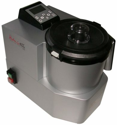 HotmixPRO EASY: 2 liter, op til 10.000 rpm, 24°-130°C, Varmeeffekt: 800W