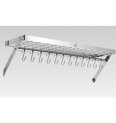 Chrome Wall rack XL