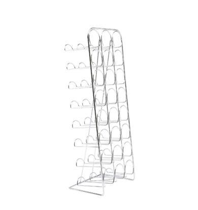 Hahn Pisa Wine Rack 24 flasker – krom