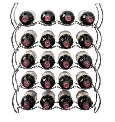 Hahn StackRack stabelbar vinreol 20 flasker